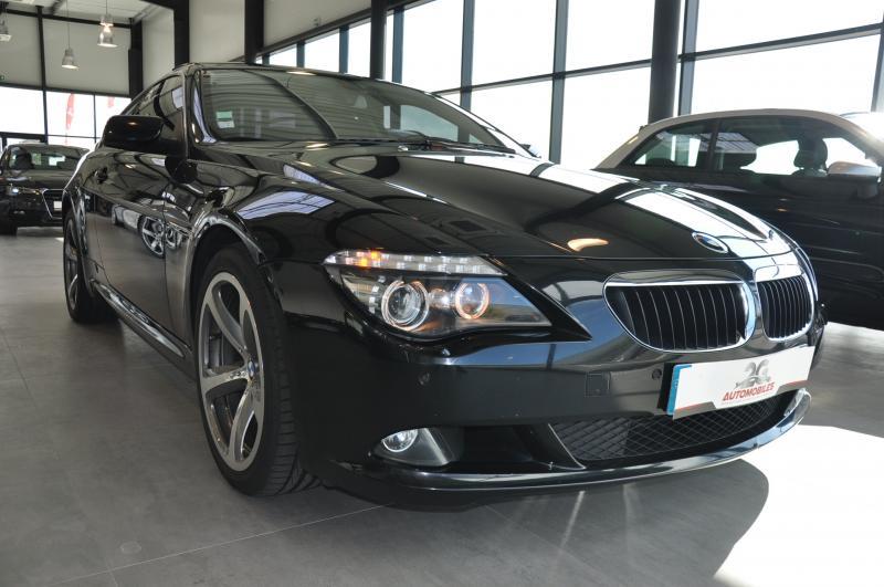 BMW Serie 6 3.5D L6 24V Turbo