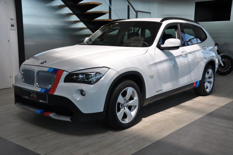 BMW X1 23d X-DRIVE luxe