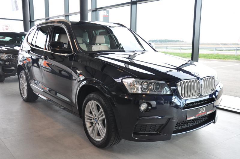 BMW X3 30d M X-drive