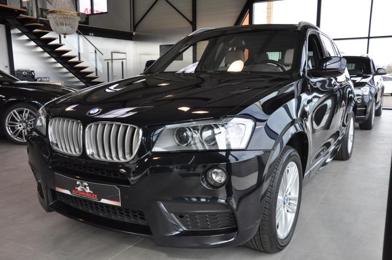 BMW X3 30d M X drive