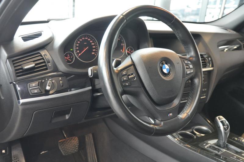 BMW X3 35d M X-drive