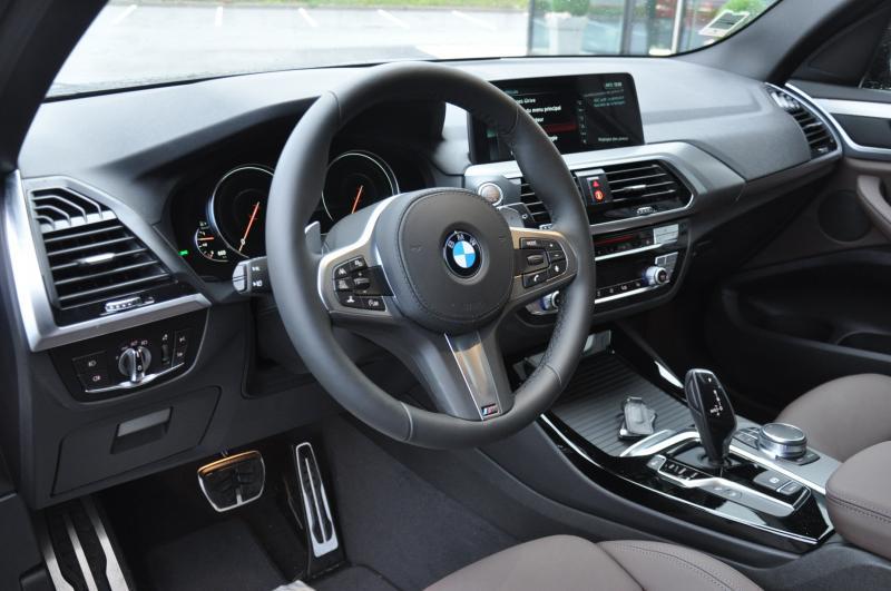 BMW X3 Xdrive 2.0d M SPORTPACKET