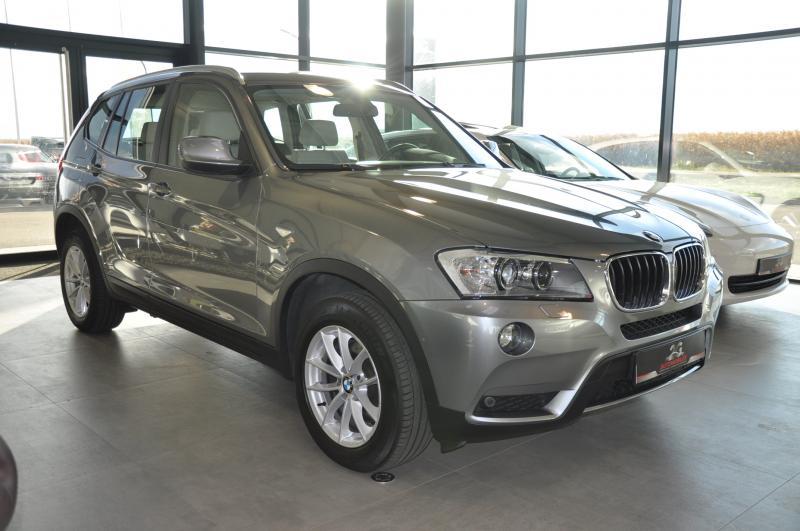 BMW X3 Xdrive 2.0d 20D BVA