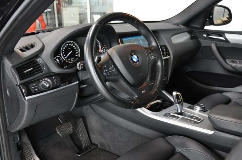 BMW X4 2.0d M X-drive