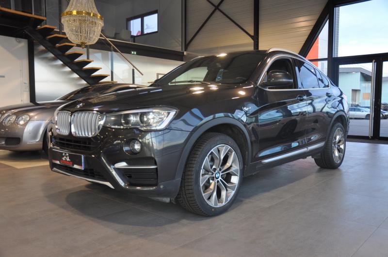 BMW X4 2.0d Xdrive Premium pack