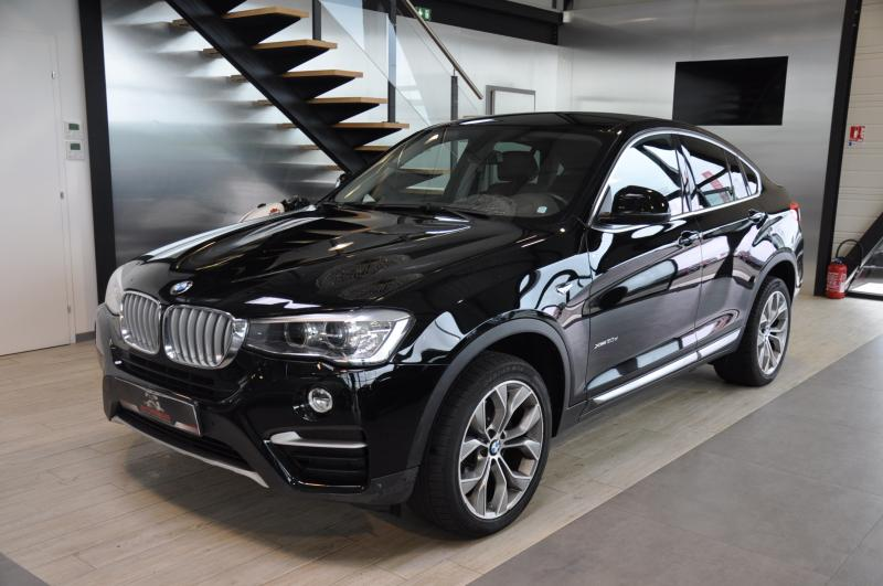 BMW x4 3.0d X drive X line