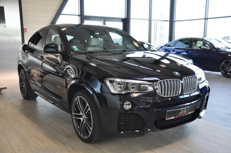 BMW X4 3.0d M X drive
