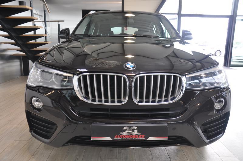 BMW X4 3.0d X-DRIVE