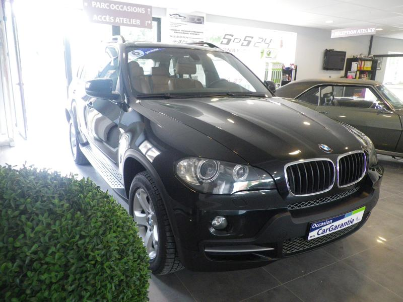 BMW X5 3.0D PACK SPORT CUIR TOIT PANORAMIQUE GPS