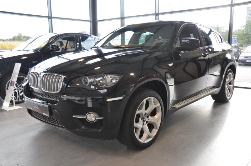 BMW X6 40d X drive