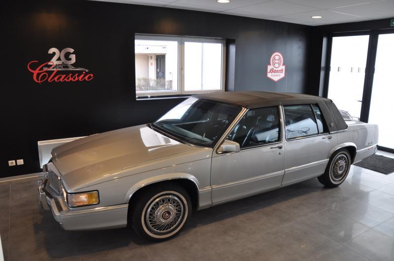 Cadillac DE VILLE 4.1 V8