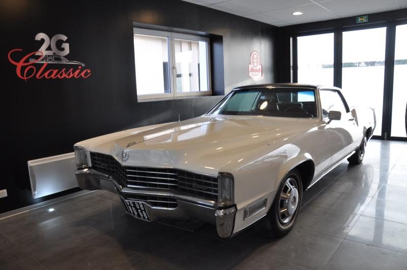 Cadillac Eldorado 68 7.6 V8