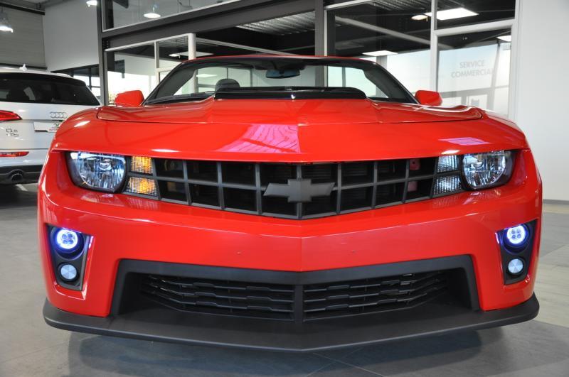 Chevrolet CAMARO CABRIOLET V6 3.8 pack RS