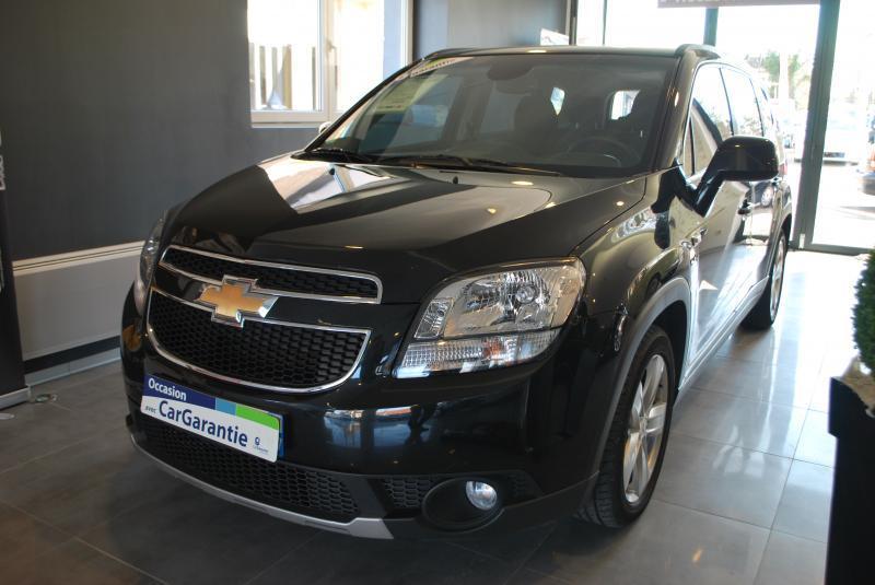 Chevrolet ORLANDO VCDI 163 LTZ 7PL