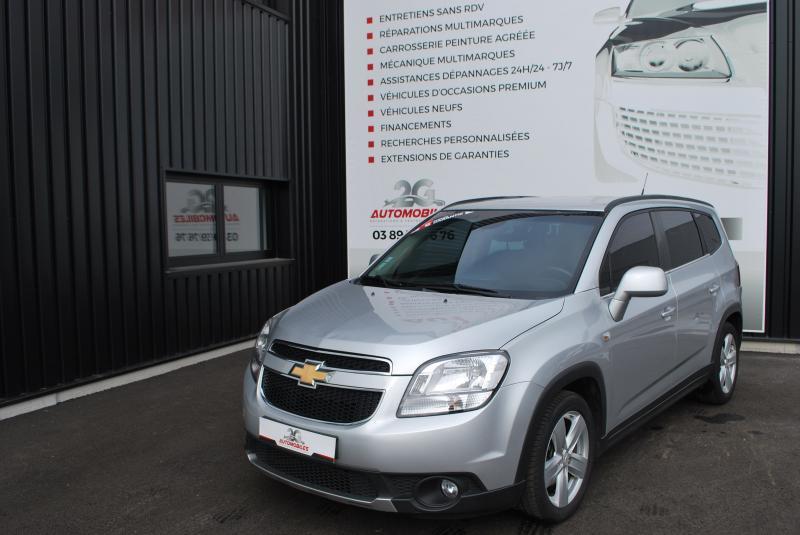 Chevrolet ORLANDO 7PLACES 2.0 VCDI