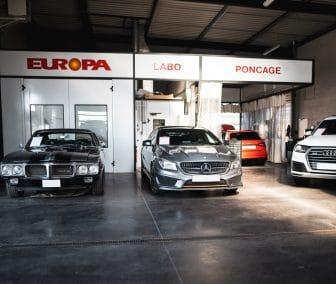 Carrosserie 2G Automobiles Cernay