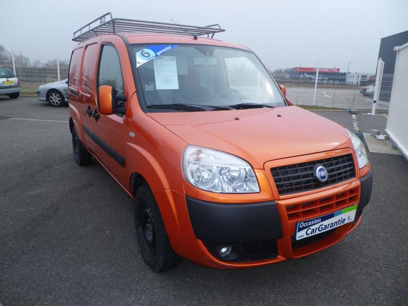 FIAT DOBLO CARGO MAXI JTD 85