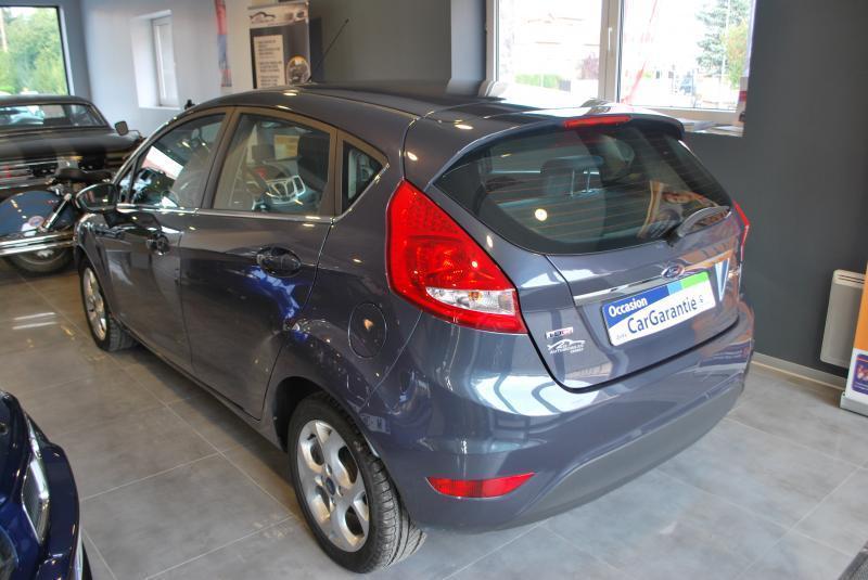 Ford FIESTA 1.4 TDCI TITANIUM 1.4 TDCI