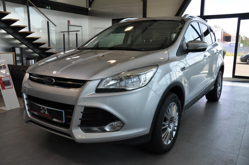 Ford KUGA 4x4 2.0TDCI titanium
