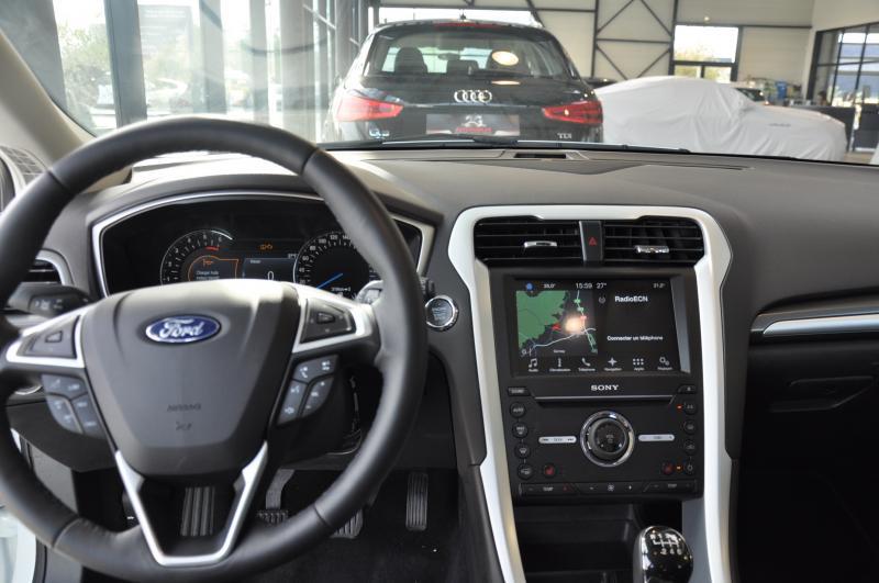 Ford MONDEO TDCI TITANIUM SW