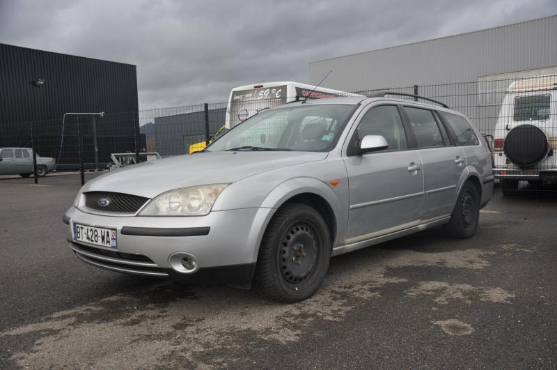 Ford MONDEO d