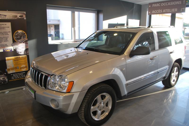 JEEP GRAND CHEROKEE 3.0 CRD 3.0 CRD LIMITED