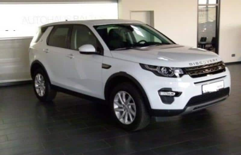 LAND-ROVER DISCOVERY SE TD4