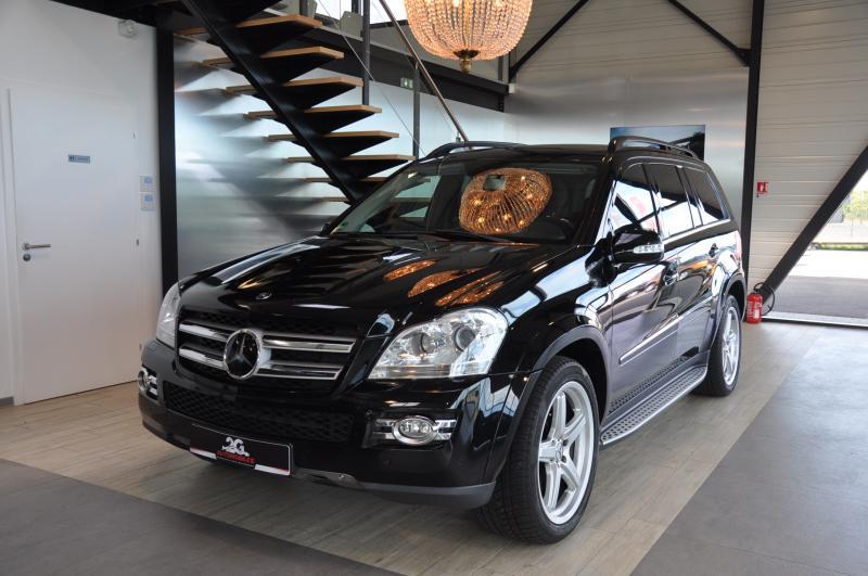 MERCEDES GL 420 4-MATIC V8 d PACK AMG
