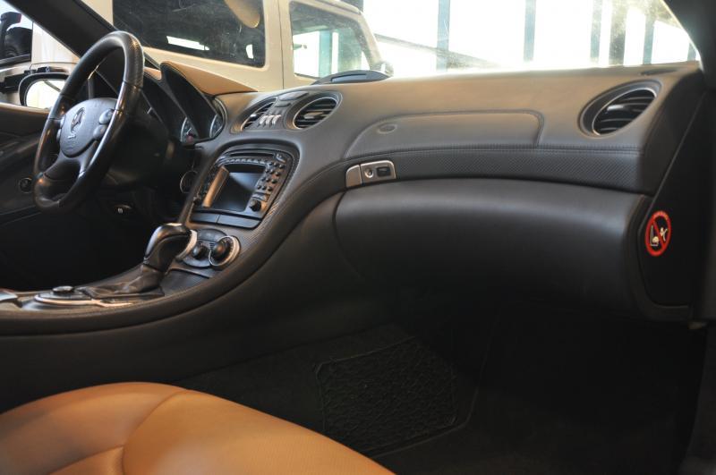 MERCEDES SL600 V12-BI TURBO KIT AMG BLACK SERIE