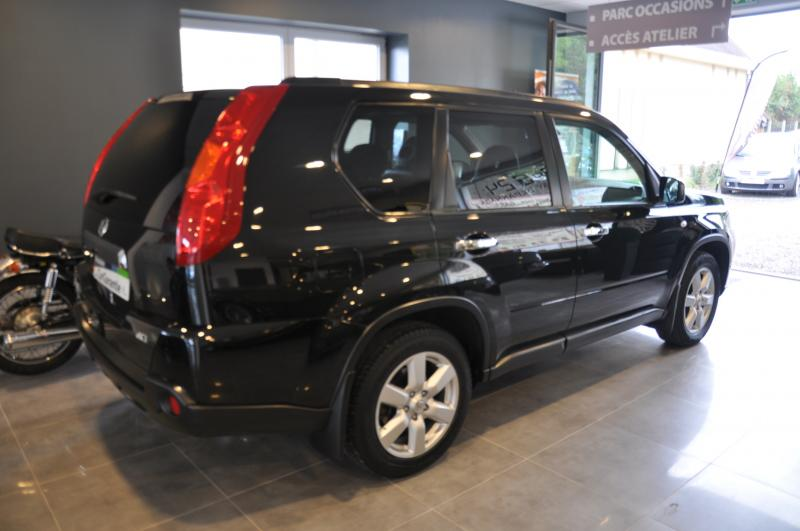 NISSAN X TRAIL 2.0 DCI 150 SE LUXE 4X4