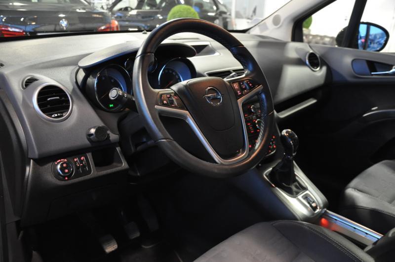 OPEL MERIVA 1.7 CDTI 110 16V Turbo