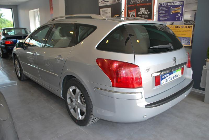 PEUGEOT 407 SW HDI GRIFF