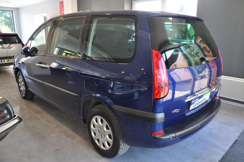 PEUGEOT 807 HDI 110 CONFORT HDI 110 7PLACES