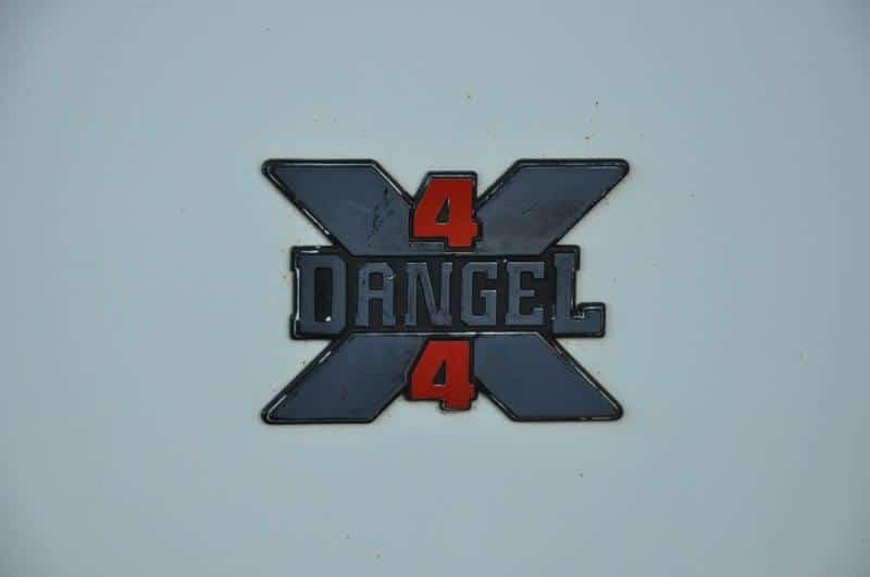 PEUGEOT PARTNER DANGEL 2.0HDI 4X4