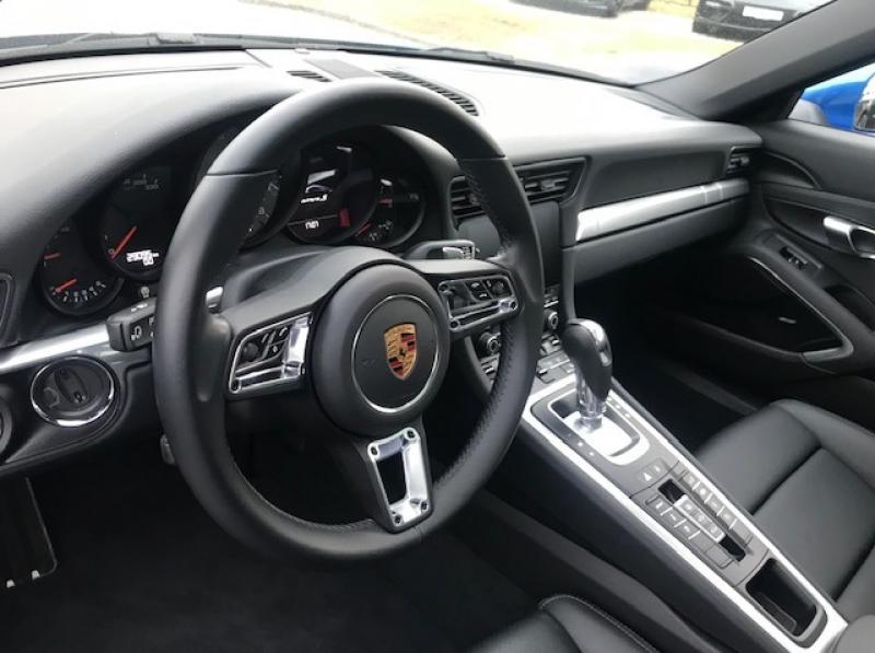 Porsche 911/991 Carrera 4S CABRIOLET