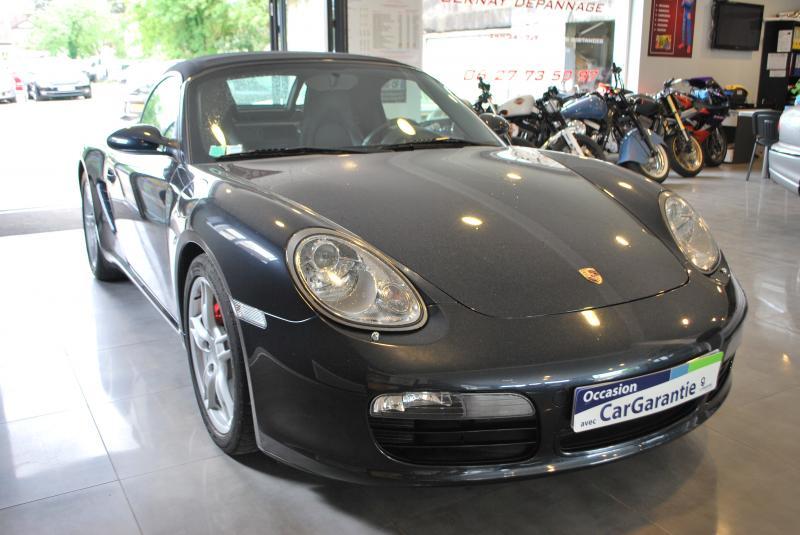 Porsche BOXSTER 3.2