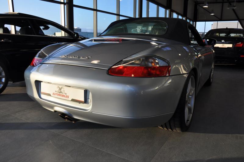 Porsche BOXSTER S 3.2i Cabrio