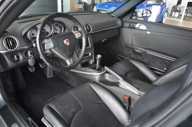 Porsche CAYMAN S TYPE 987