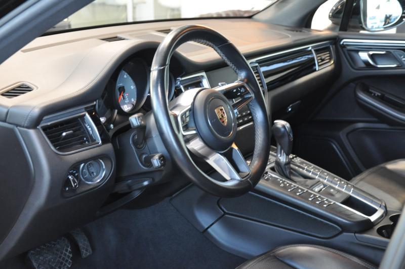 Porsche MACAN S DIESEL 3.0 D V6 258 BVA
