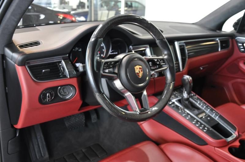 Porsche Macan Turbo 3.6 V6
