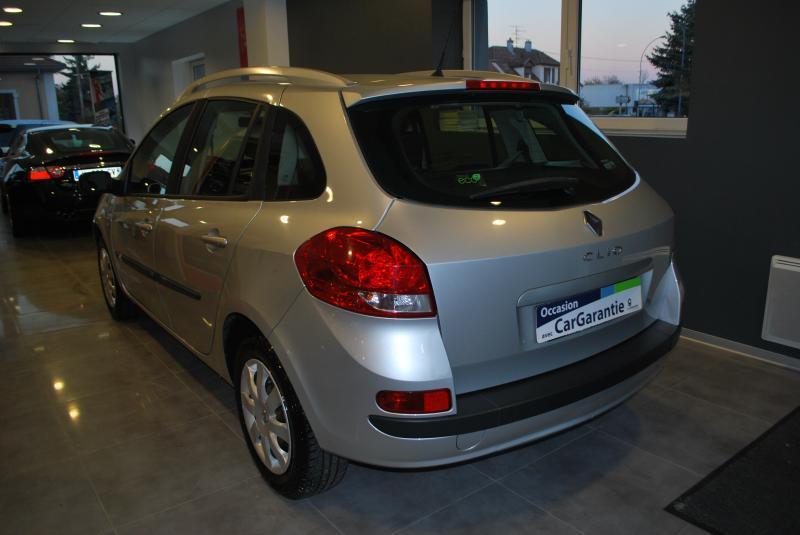 RENAULT CLIO ESTATE 1.5 DCI