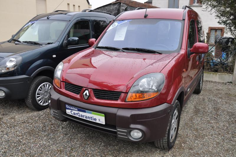 RENAULT KANGOO 4X4 1.9 DCI 5 PLACES EXPRESSION