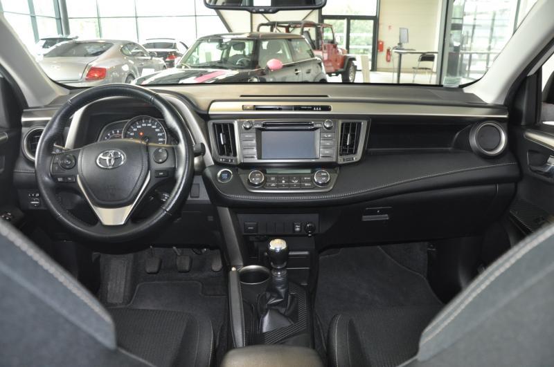 TOYOTA RAV4 2.2 D4D 4WD