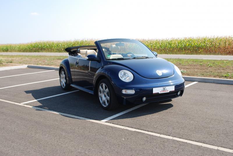 VOLKSWAGEN Beetle 2.0 Cab