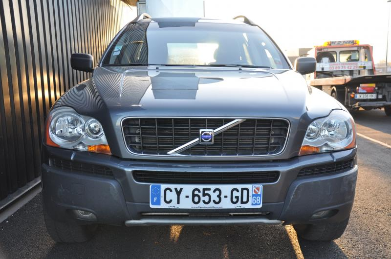 VOLVO XC90 2.4 diesel