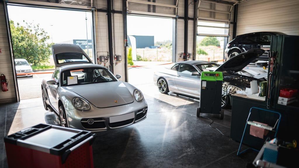 Atelier 2G Automobiles CERNAY