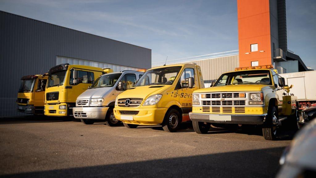 Service de depannage 2G Automobiles Cernay