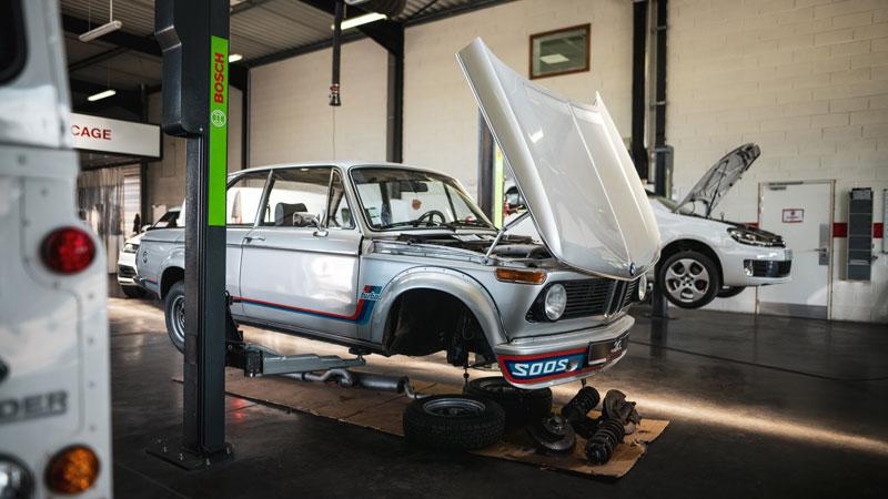 2G Classic Entretien réparation Carrosserie Cernay