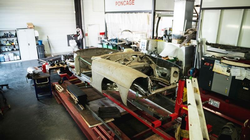 2G Classic Restauration Automobile Cernay