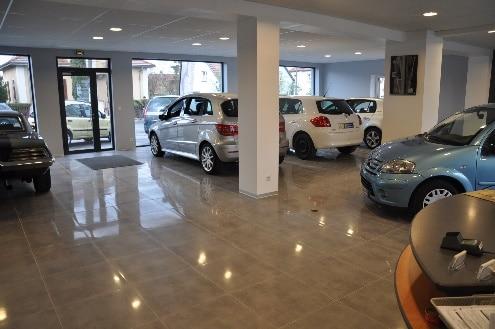 2G Automobiles Cernay en 2013